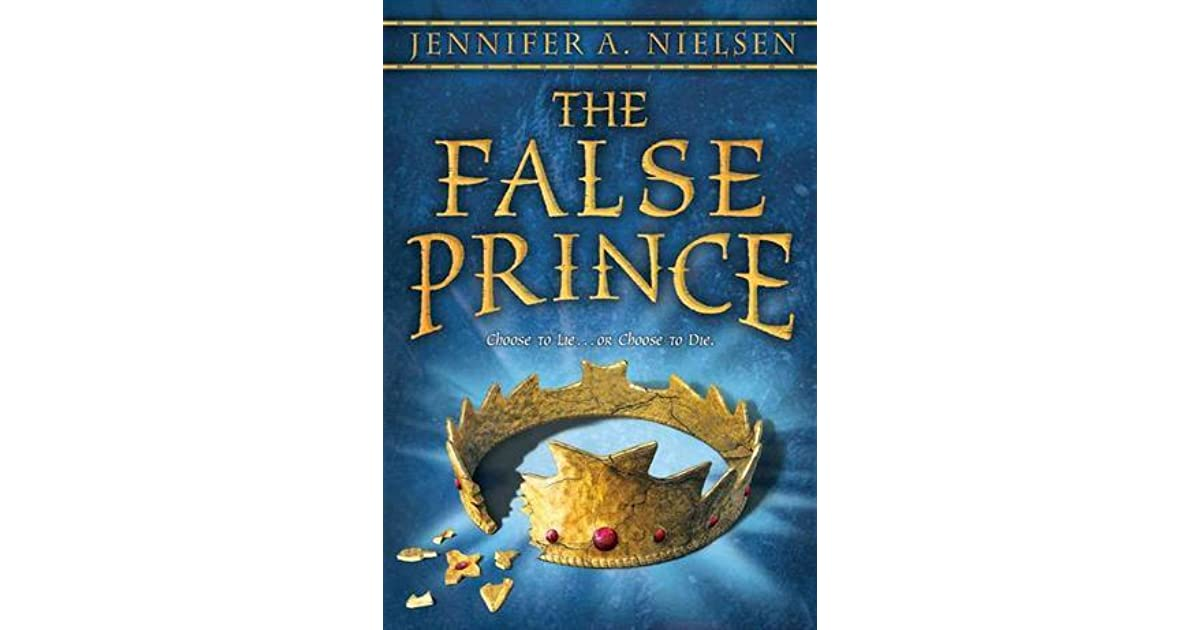 the false prince the ascendance trilogy 1 by jennifer