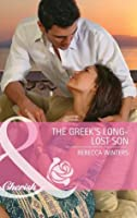 The Greek's Long-Lost Son (Mills & Boon Cherish) (Escape Around the World)