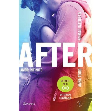 amor infinito after 4 by anna todd � reviews
