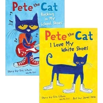 pete the cat pack pete the cat i my white shoes