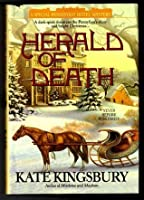 Herald of Death (Pennyfoot Hotel Mysteries)