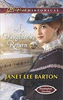 A Daughter's Return (Boardinghouse Betrothals)