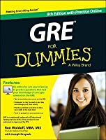 GRE for Dummies: With Online Practice Tests