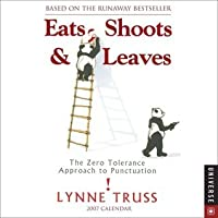 NOT A BOOK: Eats, Shoots and Leaves