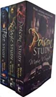 Maria V Snyder study trilogy Collection 3 Books Set RRP : 20.97 (Poison Study, Magic Study, Fire Study) (The Study Trilogy)