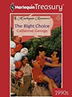 The Right Choice (Mills & Boon Romance)