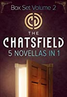 The Chatsfield Novellas Bundle Volume 2/Strangers In The Sauna/The Bodyguard In Her Room/Revenge In Room 426/The Secret In Room 823/Doctor At The Chatsfield