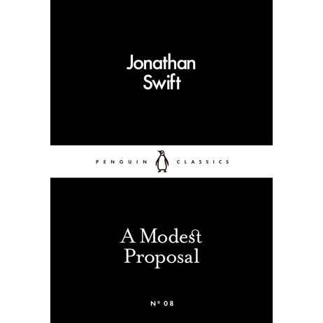 a modest proposal review An analysis of the essay, a modest proposal, by jonathan swift.