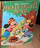 Mickey Mouse's Picnic (Mickey Mouse Club Book)