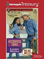 Accidental Hero (Silhouette Intimate Moments)