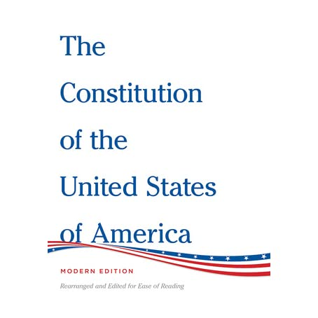 an analysis of the constitution in the modern united states The articles of confederation were really the first constitution for the united states the articles were drawn up by the second continental congress shortly after the declaration of independence was adopted.