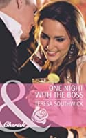 One Night with the Boss (Mills & Boon Cherish) (The Bachelors of Blackwater Lake Series Book 2)