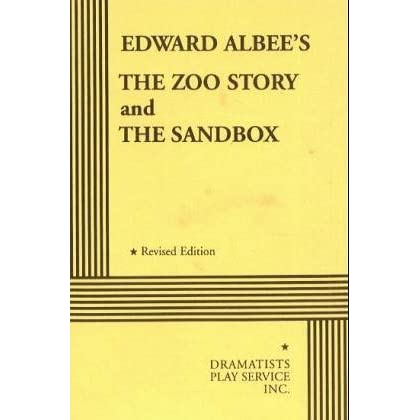 edward albees the sandbox essay Answers of question could anyone tell me what edward albees play the sandbox and lawrences's story the horse dealers daughter:i would like a better explanation.
