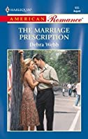 The Marriage Prescription (Mills & Boon American Romance) (Colby Agency Book 7)