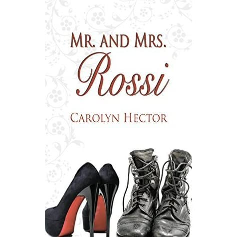 Mr and mrs rossi special tasks bureau series by for Bureau 13 book series