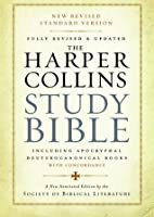 Holy Bible: HarperCollins Study Bible: Fully Revised & Updated