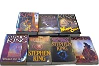 Dark Tower Series: Complete Set (Books 1-7) :Gunslinger the Drawing of the Three the Wastelands Wizard and Glass Wolves of the Calla Song of Susannah the Dark Tower