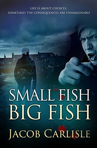 Small fish big fish the novel by jacob carlisle for Big fish book