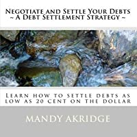 Negotiate and Settle Your Debts