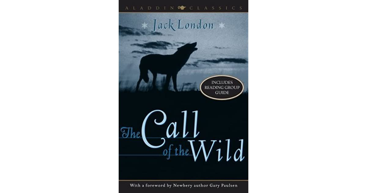 call of the wild book pdf