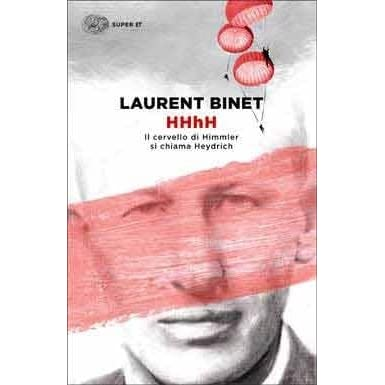hhhh essay The evergreen allure of nazis as the embodiment of evil is what drives this french author's soul-stirring work: a hybrid of fact and meta-fiction that won the prix.