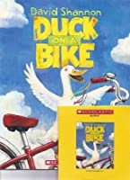 Duck on a Bike Book and Audio CD Set (Paperback)