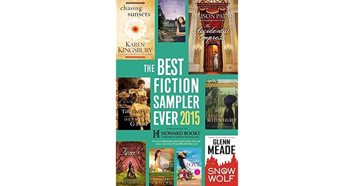 the best fiction sampler ever 2015   howard books a free
