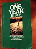 One Year Bible: The Living Bible