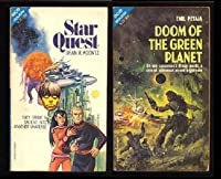 Star Quest / Doom Of The Green Planet (Ace Double, H-70)
