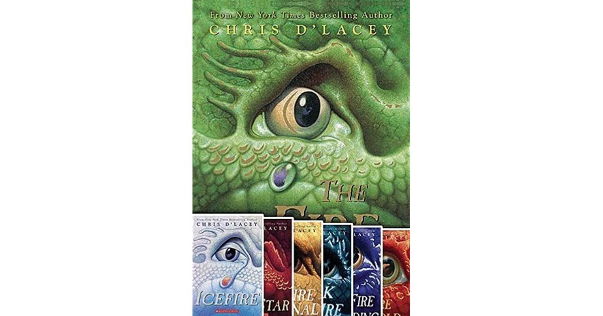 Icefire The Last Dragon Chronicles #2