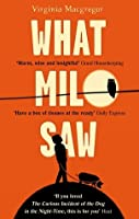 Image result for what milo saw book cover