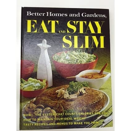 Eat And Stay Slim By Better Homes And Gardens Reviews