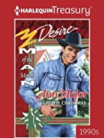 A Cowboy Christmas (Man of the Month)