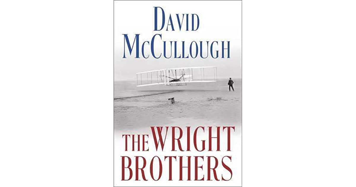 the wright brothers david mccullough pdf