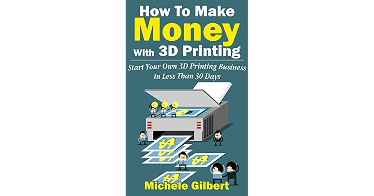 How to make money with 3d printing start your own 3d for Make your own house 3d