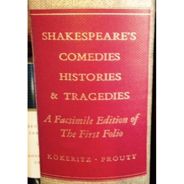 an essay on william shakespeare and the variant readings in the first folio Shakespeare in love essay the first folio in love script database pen/faulkner readings and william shakespeare in suggested essay topics and william.