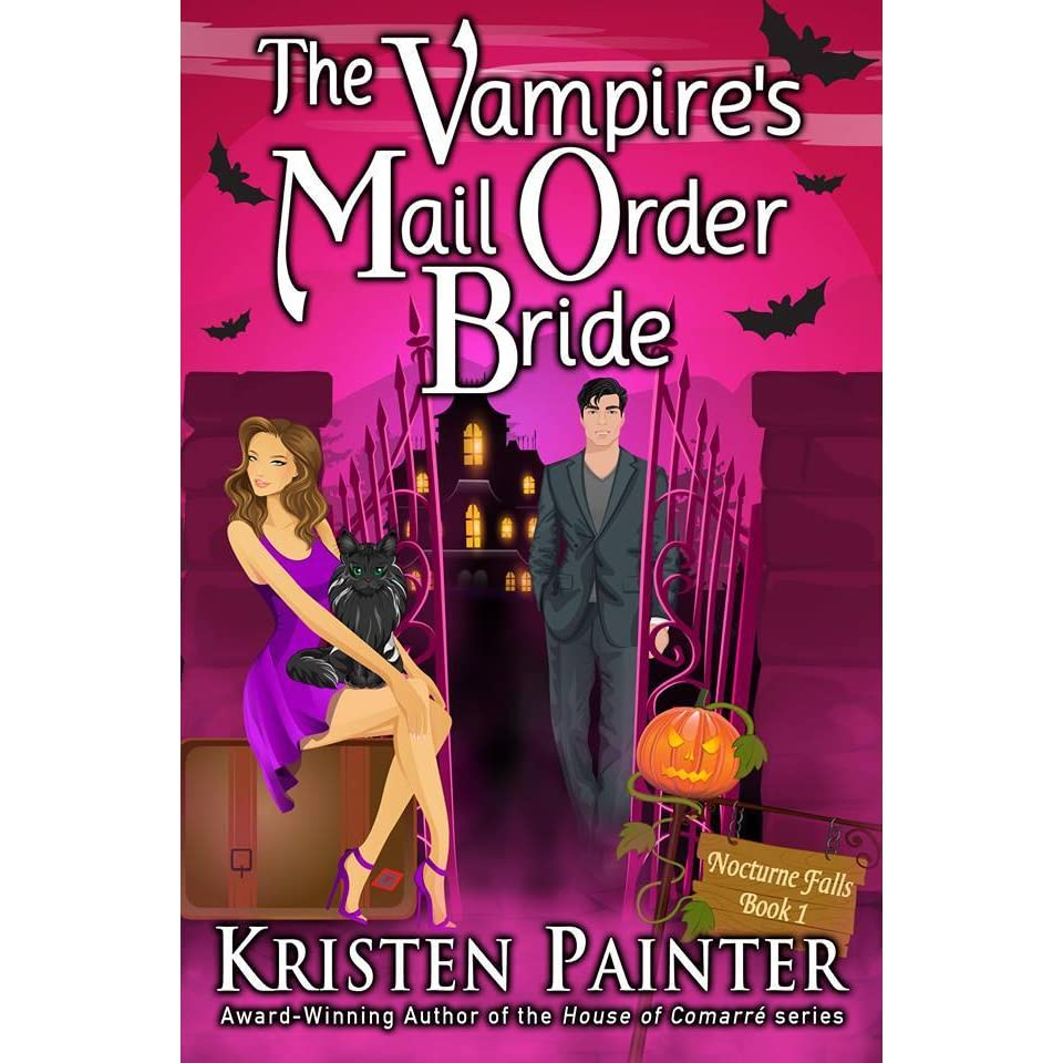 The Vampire's Mail Order Bride (nocturne Falls, #1) By Kristen Painter €�  Reviews, Discussion, Bookclubs, Lists