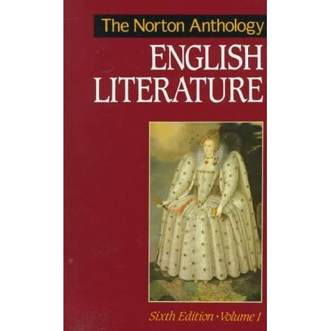 essay anthology norton The norton anthology of english literature 51k likes the norton anthology of english literature is an anthology of english literature published by the.