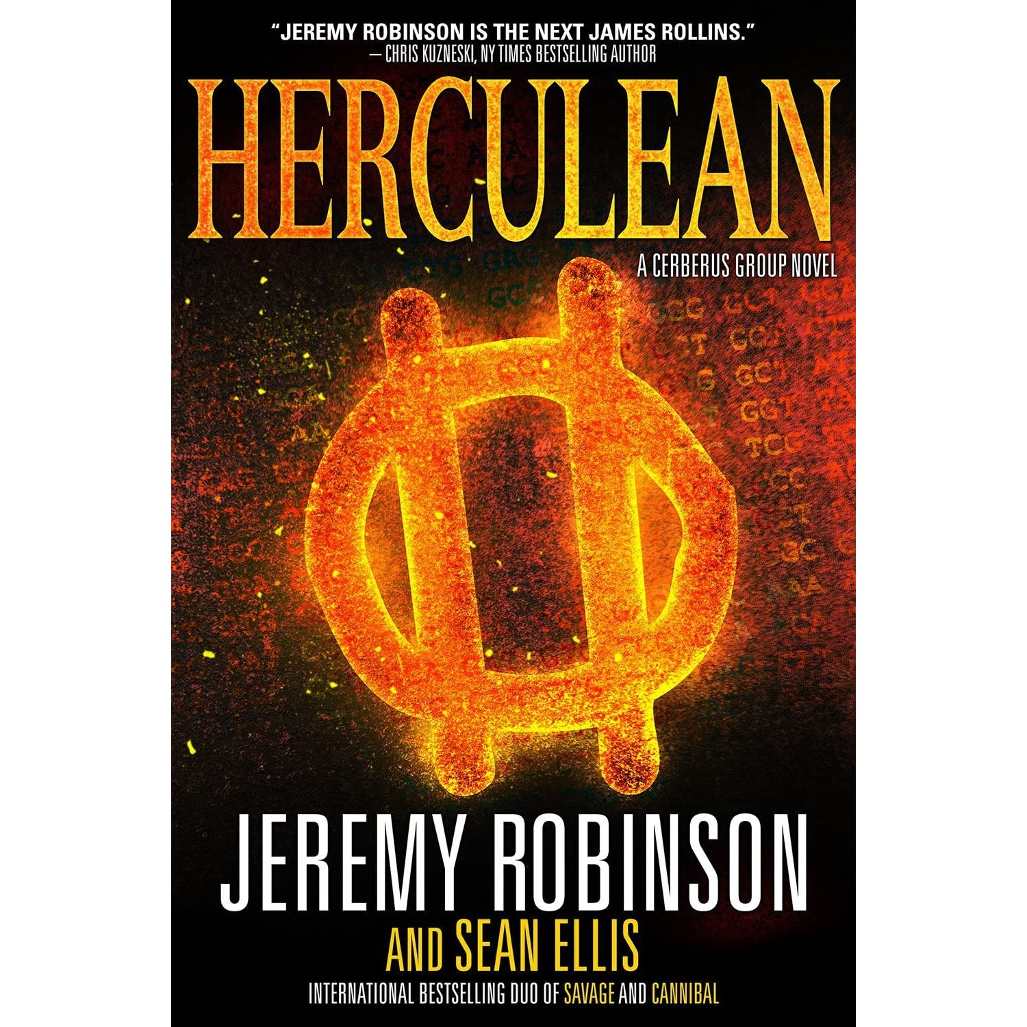 Herculean (cerberus Group #1) By Jeremy Robinson €� Reviews, Discussion,  Bookclubs, Lists