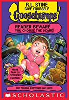 Give Yourself Goosebumps: Toy Terror