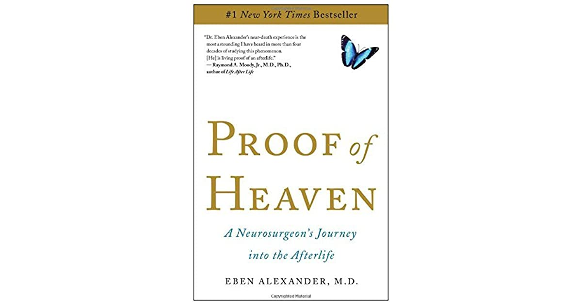Into The Afterlife: Proof Of Heaven: A Neurosurgeon's Journey Into The