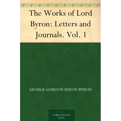 reflection lord byron's love letter Download and read lord byrons love letter signed 1st edition lord byrons love letter signed 1st edition now welcome, the most inspiring book today from a very professional writer in the.