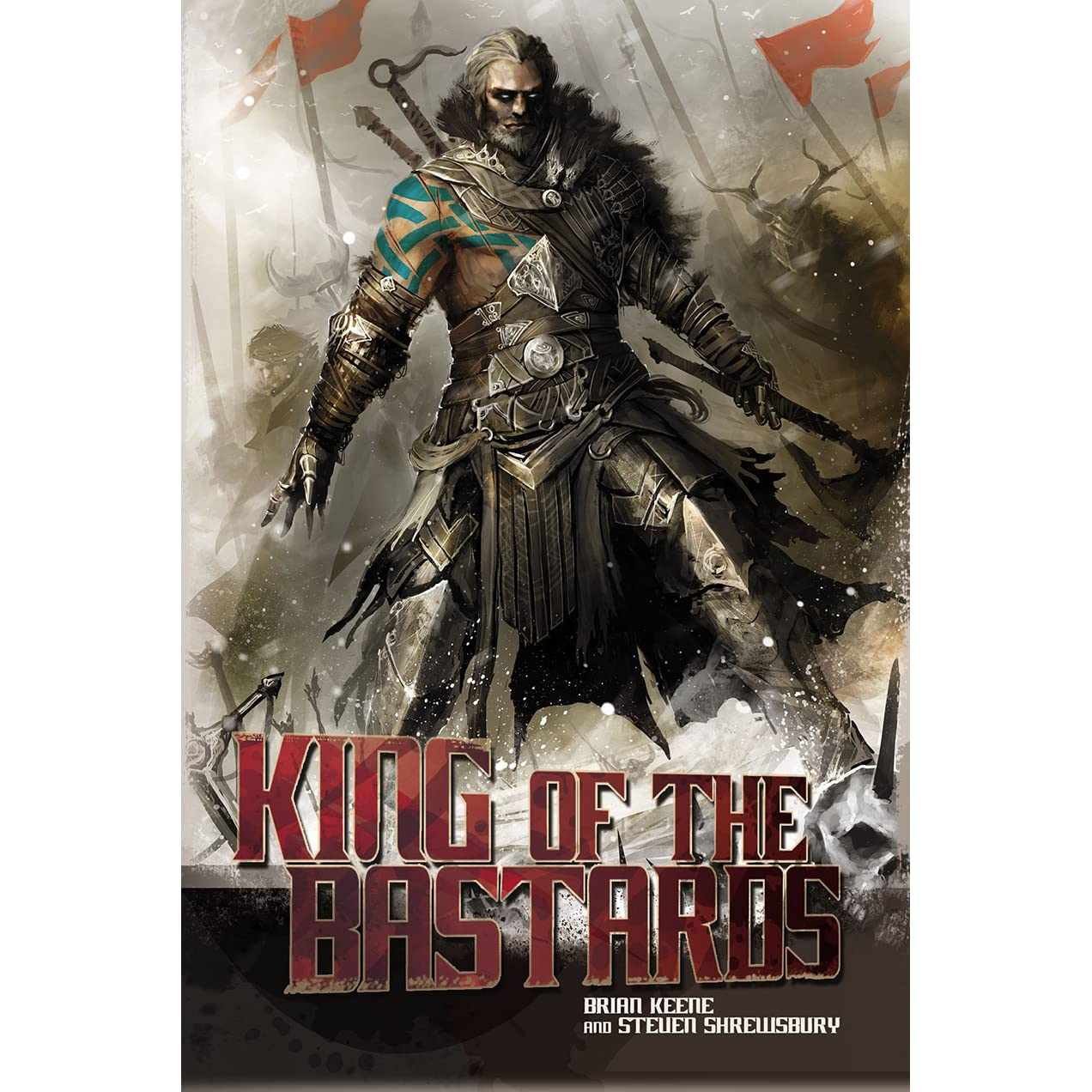 King Of The Bastards By Brian Keene €� Reviews, Discussion, Bookclubs, Lists