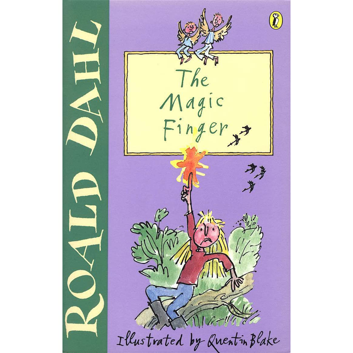 The Magic Finger by Roald Dahl — Reviews, Discussion, Bookclubs, Lists