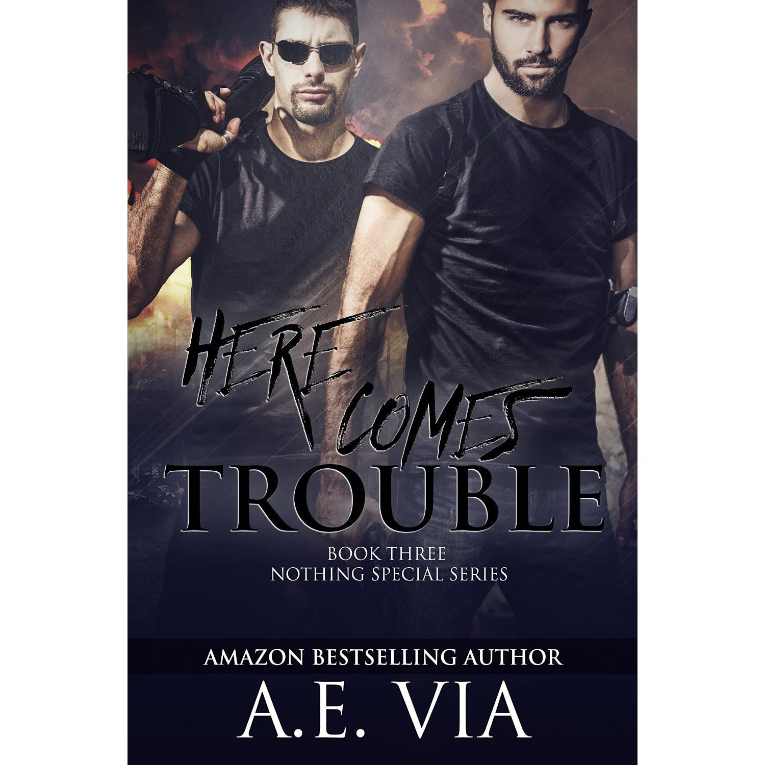 Herees Trouble (nothing Special, #3) By Ae Via €� Reviews, Discussion,  Bookclubs, Lists