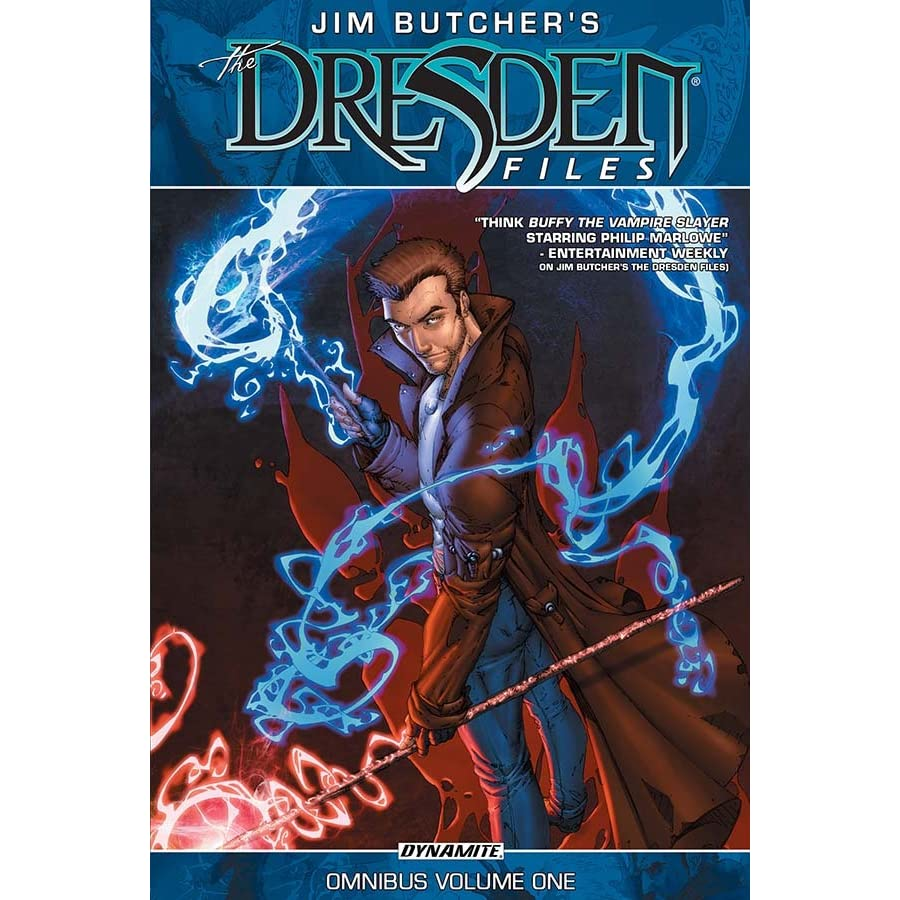 Jim Butcher's The Dresden Files Omnibus Volume 1 By Jim Butcher €� Reviews,  Discussion, Bookclubs, Lists