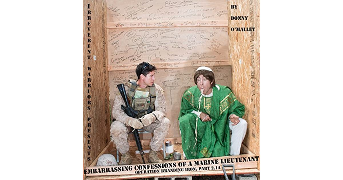 Embarrassing confessions of a marine lieutenant for explanation