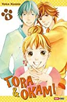 Tora et Ookami, Vol. 1 (Tigers and Wolves, #1)
