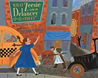 What Zeesie Saw on Delancey Street: with audio recording (Aladdin Picture Books)