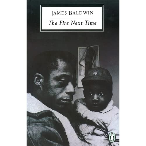 fire next time james baldwin summary